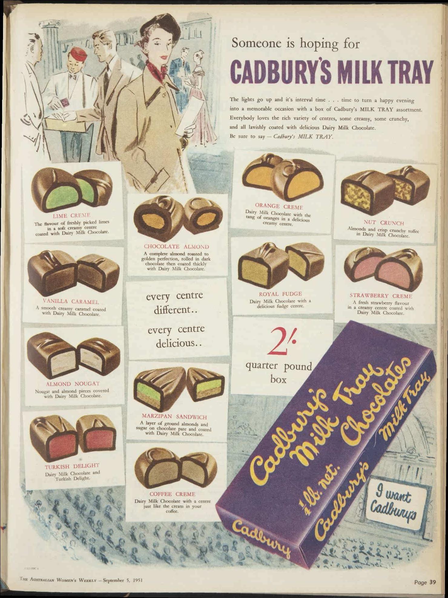 Pin On Cadbury
