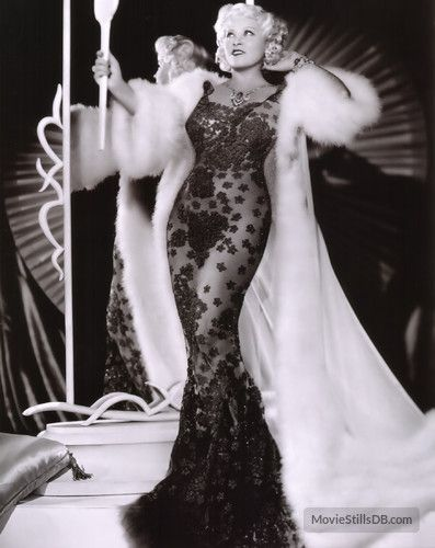 Go West Young Man publicity still of Mae West