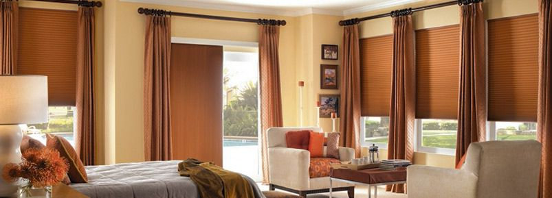 Blinds or shades? What's best for your room? Learn more today with Rainbow Paint & Decorating in Birmingham, Alabama.   #paint #birmingham #blinds