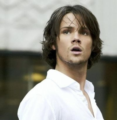 Jared Padalecki Sexy Long Hairstyle