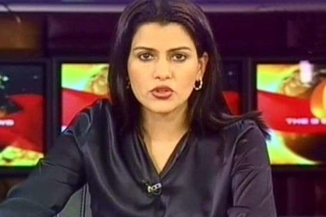 Nidhi Razdan Top Most Glamorous Hottest Female News Anchors In