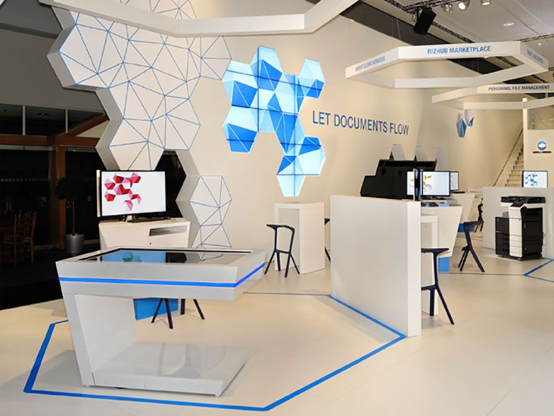 Exhibition Stand Design Presentation : Projekte is group it s your corporate presentation
