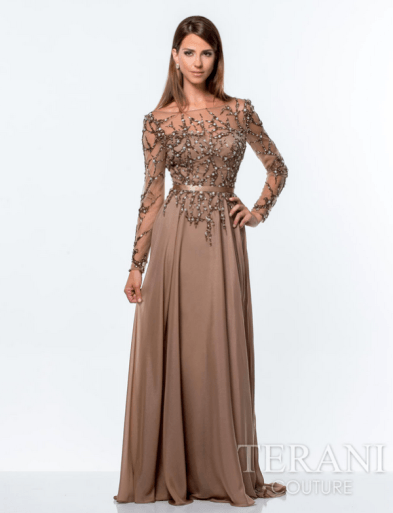 163482429d The 10 best dresses for the mother of the Quinceanera