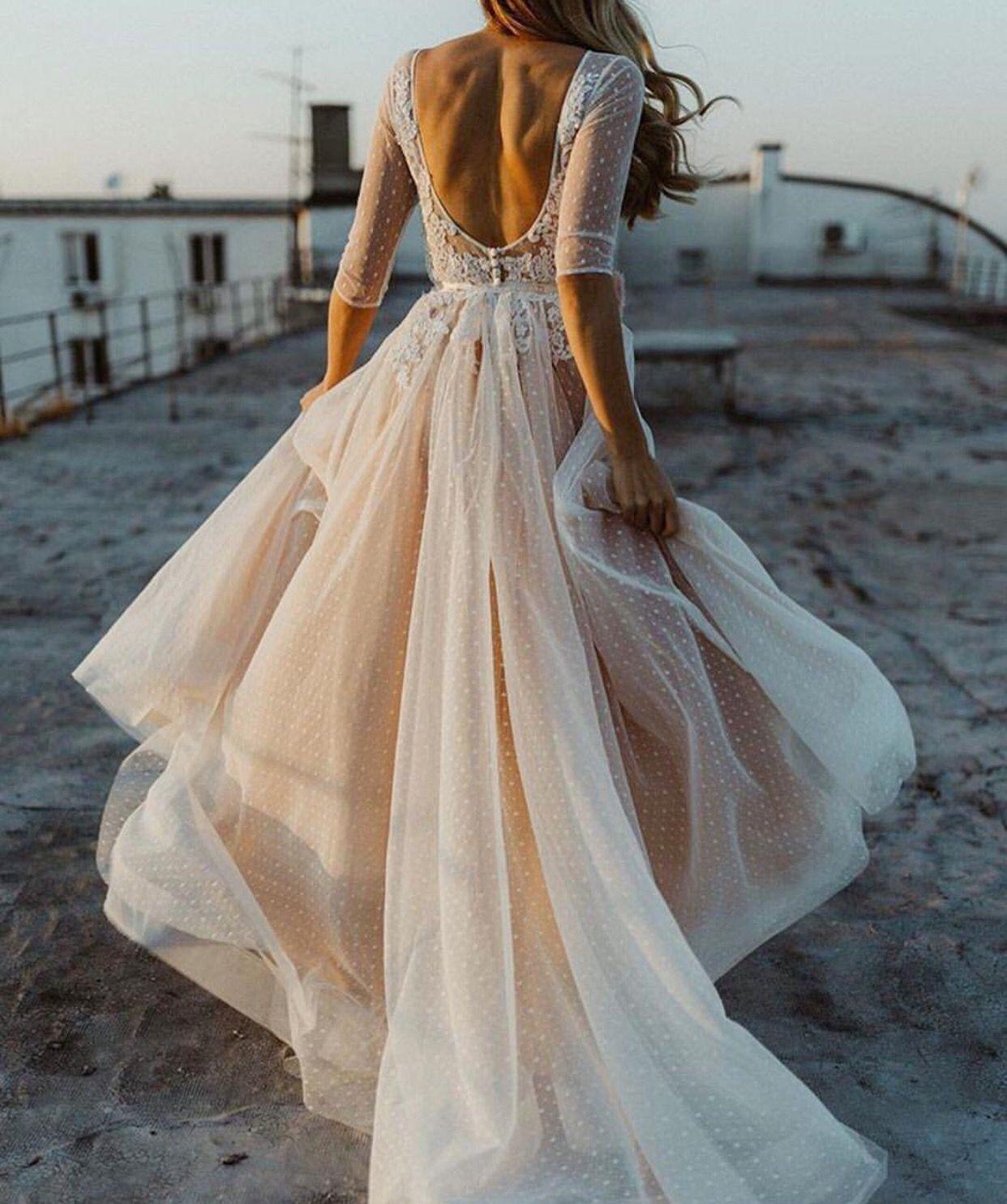 Social Wedding Dress