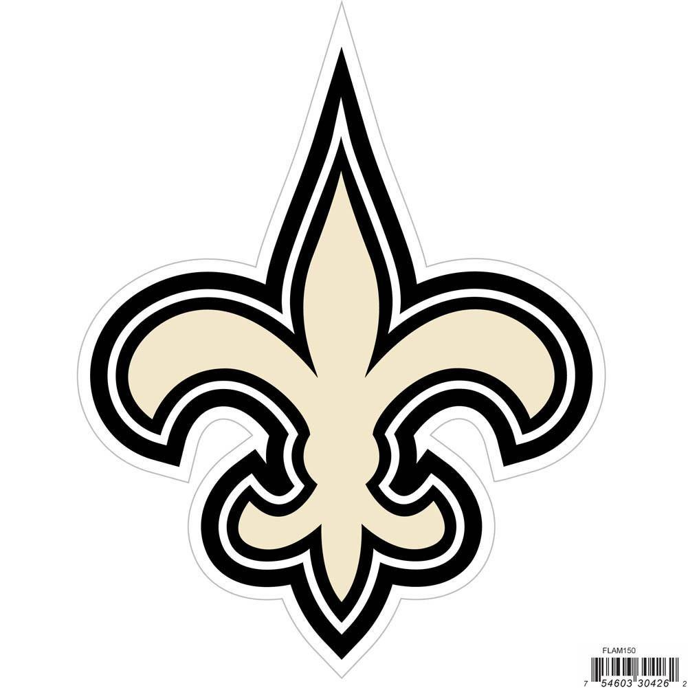 New orleans saints nfl football 8 team logo magnets and products new orleans saints nfl football 8 biocorpaavc