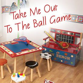 basketball themed nursery | Kids Sports Themed Bedroom ...