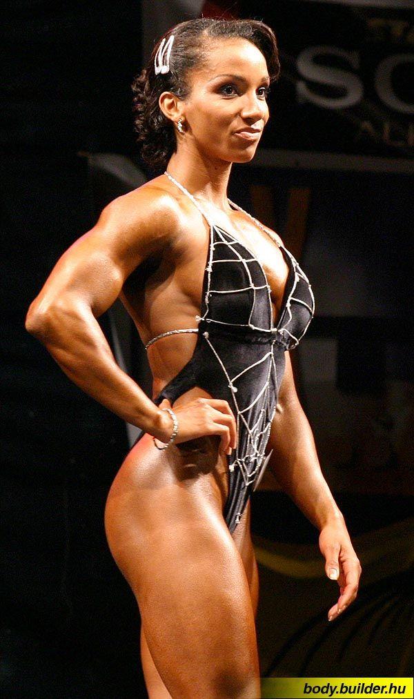Ebenholz Muskel Frauen