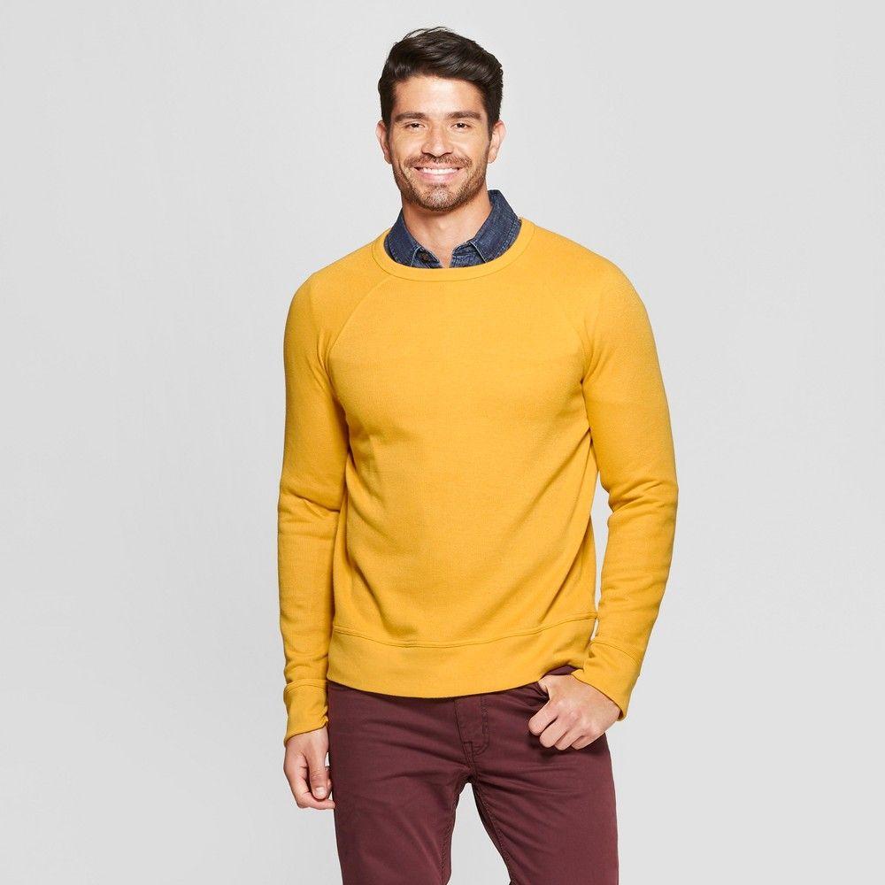 Mens Jacquard Standard Fit Short Sleeve Textured Shirt Goodfellow  Size SM to XL