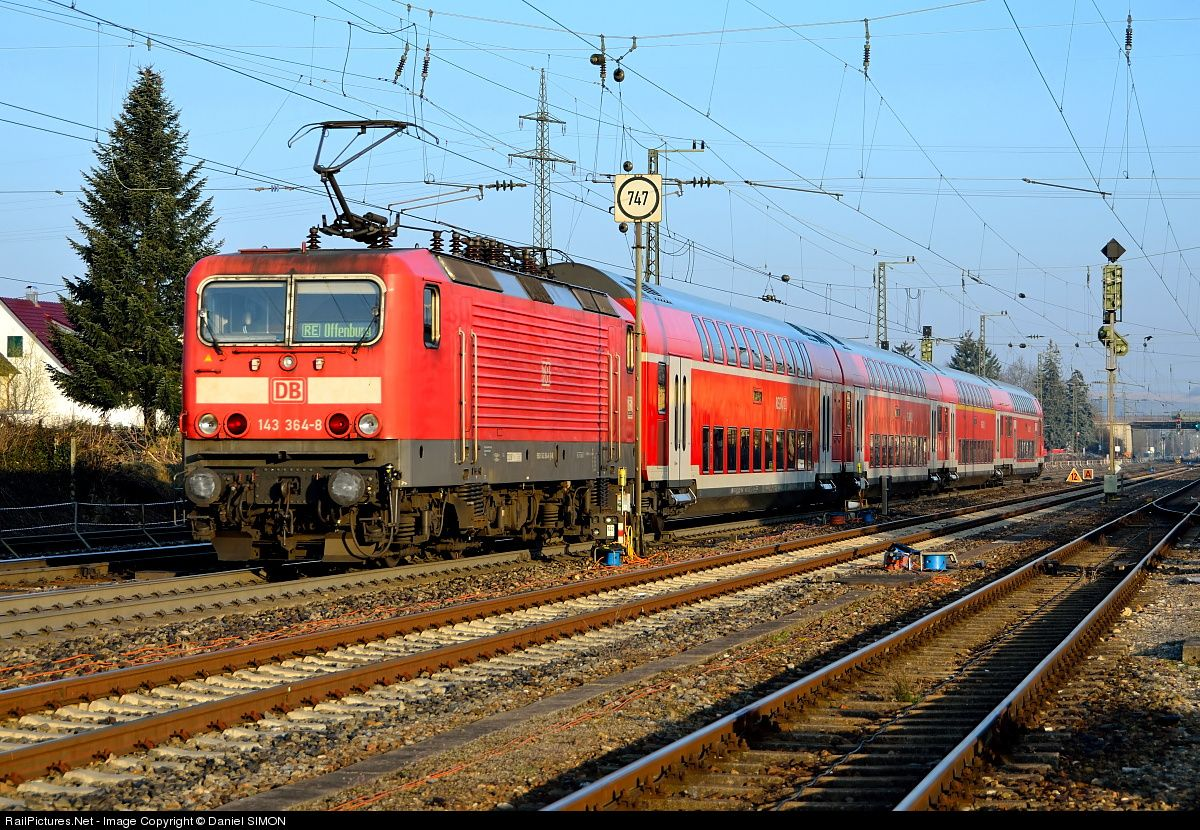 Photo 143 3648 Deutsche Bahn AG BoBo