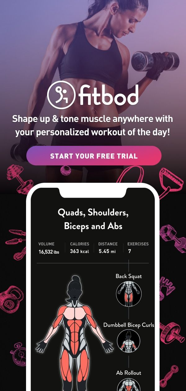 Pin on Shape up & Tone Muscles