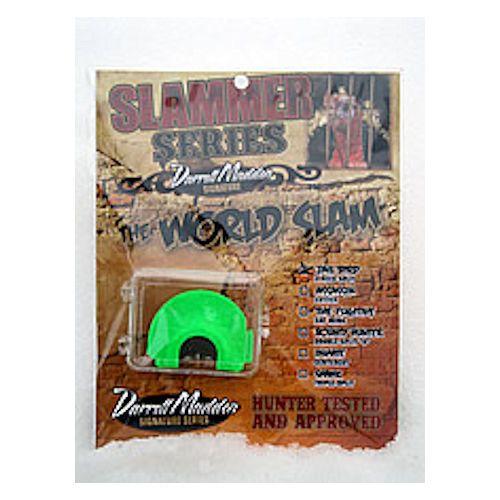 Slammer Series Jail Bird – 3 Reed Split  A 3-reed split bat fang cut that gives a raspy hen sound.