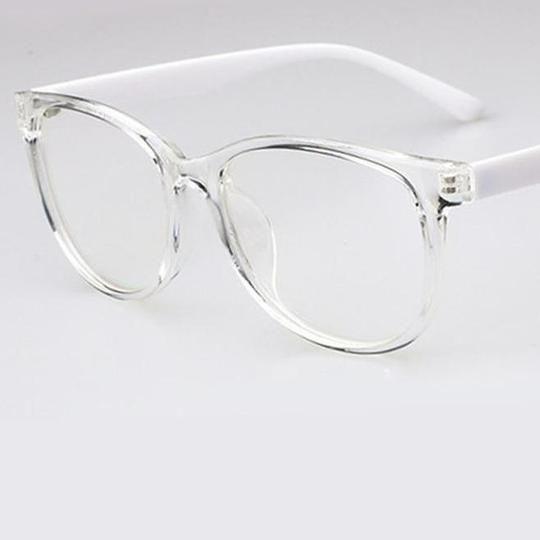 Photo of 2017 mode ultra licht kann gebogen werden optische gläser rahmen frauen männer klar computer brille verschreibungspflichtige brillen lunette de vue