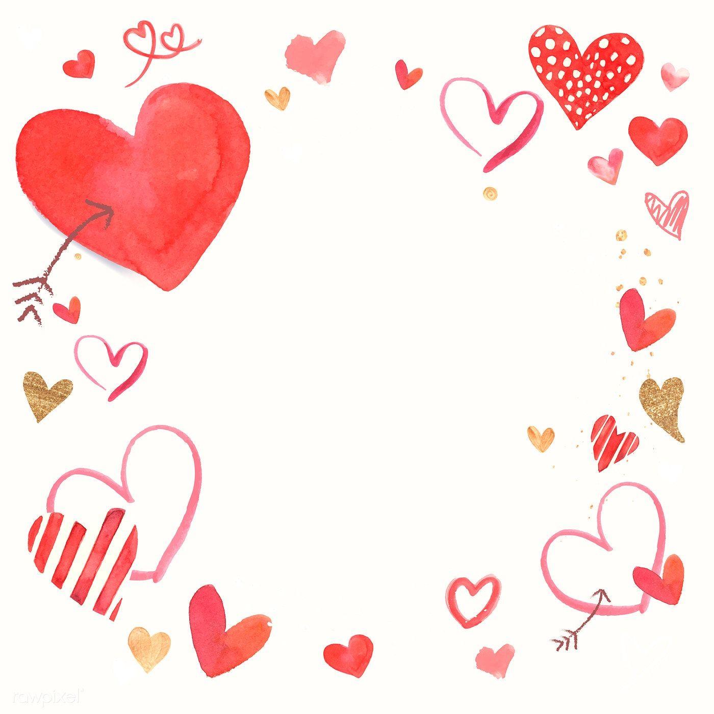 download premium vector of valentine u0026 39 s day background