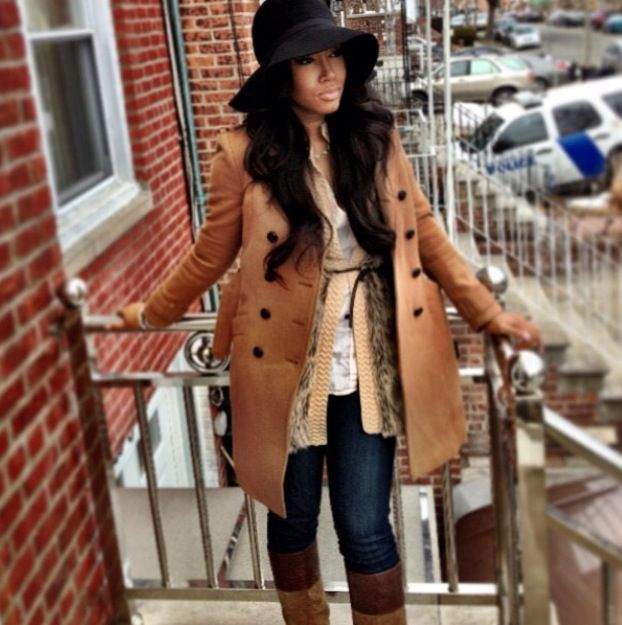 what to wear on first date in cold weather