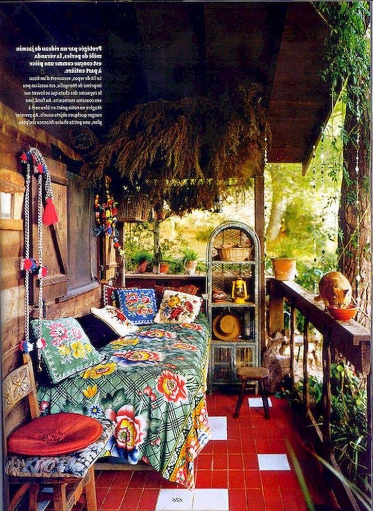 55 Amazing Utilization Ideas Eclectic Balcony Page 43 Of 59 Terras Veranda Balkon