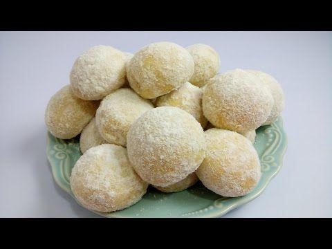Como Fazer Pão de Leite Ninho - Super Fácil - YouTube