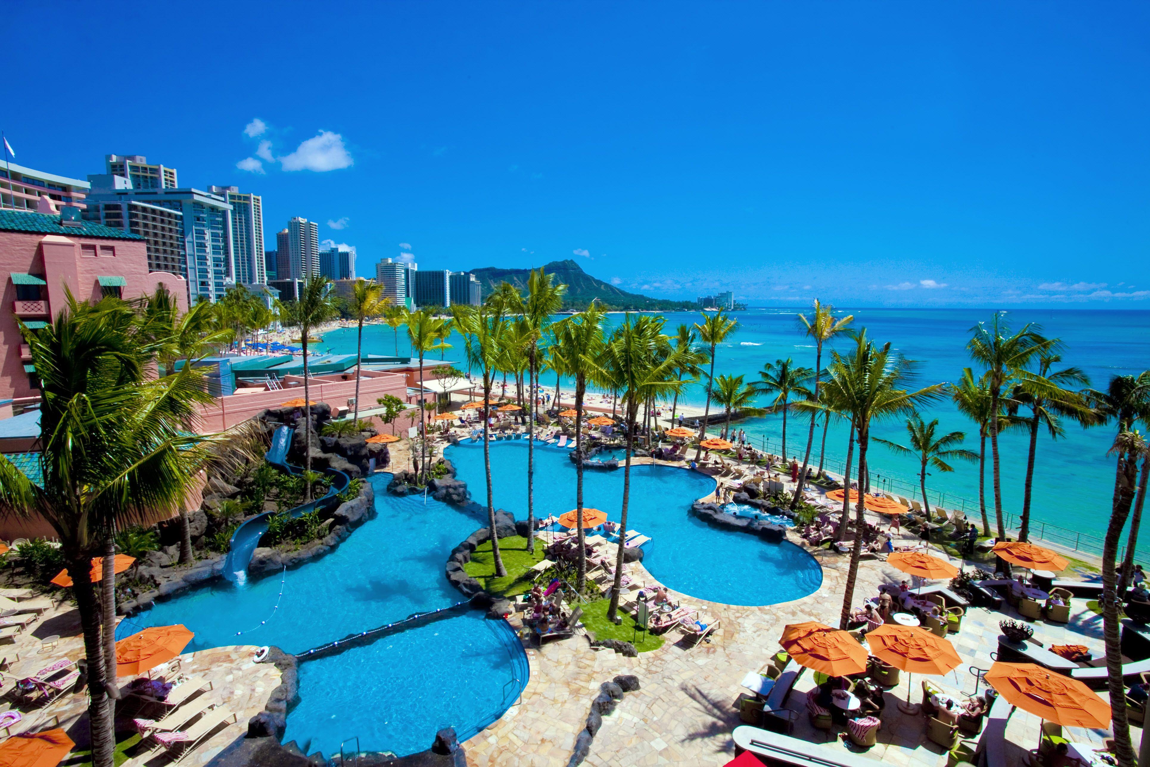 Sheraton Waikiki Helumoa Playground Swdreamhawaii With Images