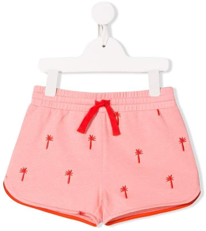 ff21f1142f Stella McCartney Kids Palm Tree Embellished Shorts in 2019 ...