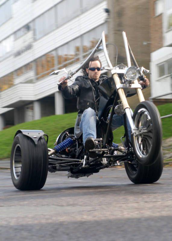 He Doesnt Like Vw Trikes But Image Of Custom Vw Trikes Vw Trikes