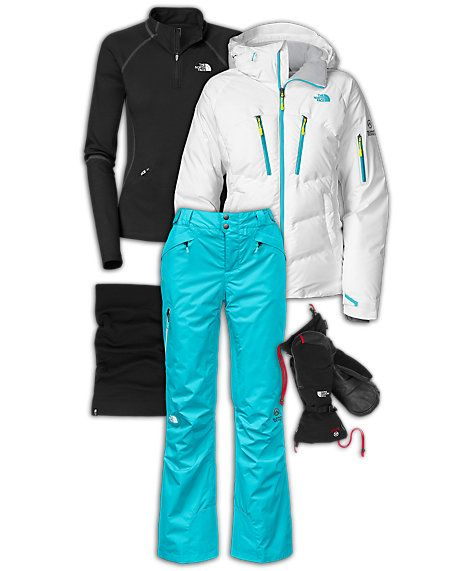 Snowboarding Outfits for Women | Backcountry Rider - Cute Snowboarding Outfit Style Collages Pinterest