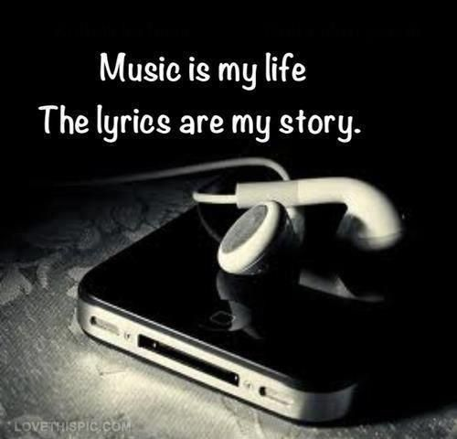 What Does Music Mean To You Music Quotes Music Lyrics Music Is Life