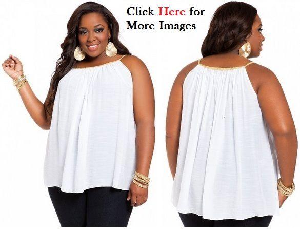Best shirt dresses for plus size women