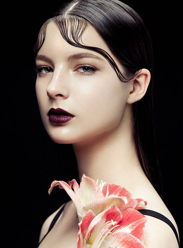 & Kiss Curls: Zhang Jingna Shoots BAZAAR Vietnam Beauty Models with beauty looks colorful flowers in the glossy snaps for Harper's Bazaar Vietnam Magazine October 2015 issue PhotoshootList of Chinese photographers  This is a list of Chinese photographers.