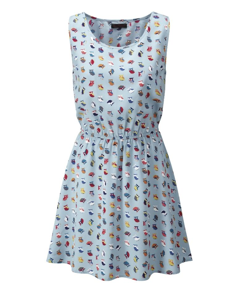 For Sale 2018 Sale New Arrival Womens Twit Twoo Owl Dress Joe Browns Buy Cheap Real pIXGEAiS