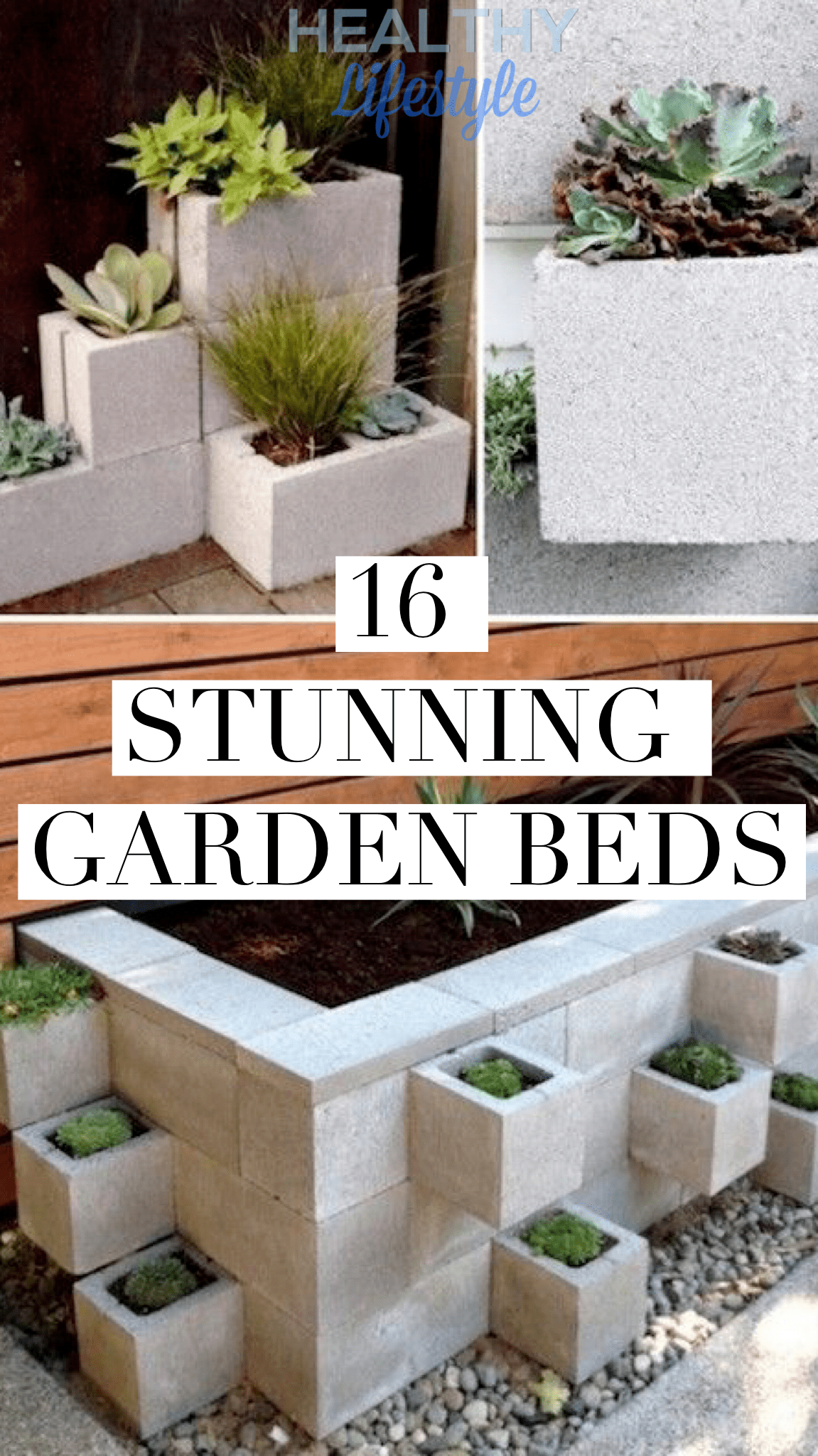 16 Stunning flower beds that will inspire you: DIY ...