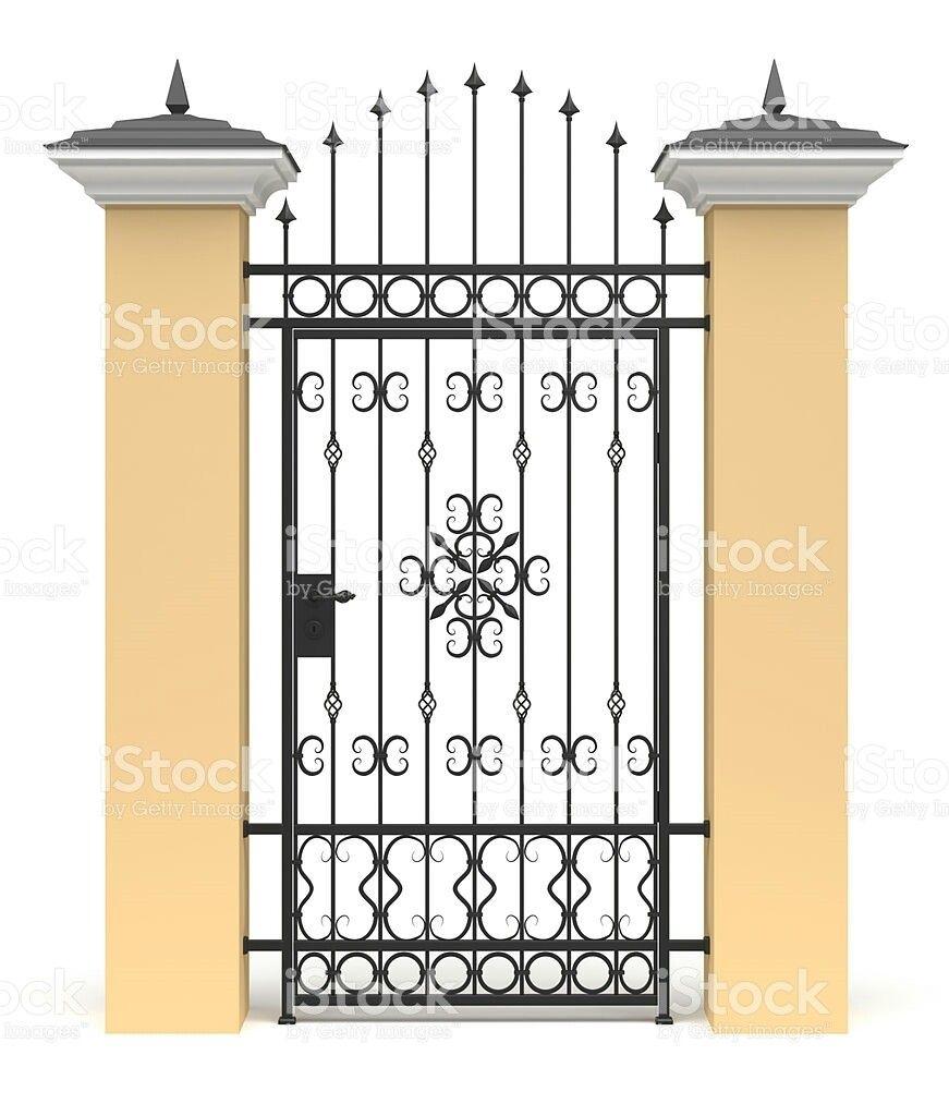 Pin by Олександер Семенюк on ворота | Pinterest | Gates, Gate and Iron