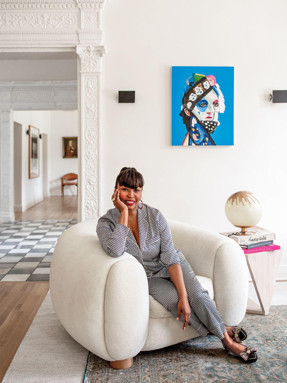 Inside Star Designer Brigette Romanek S Laurel Canyon Residence In