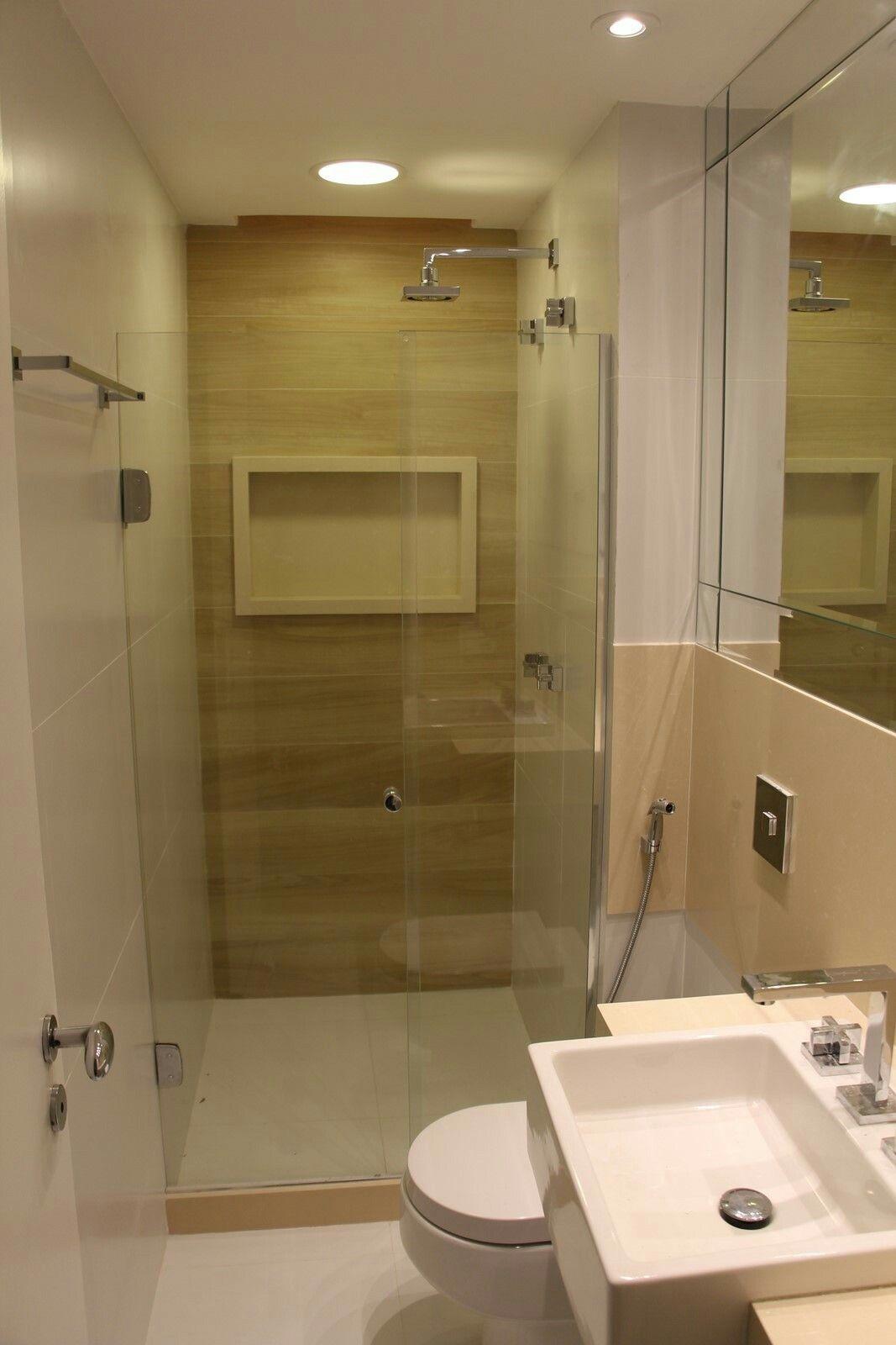Pin De Hind Moubarik Em Salle De Bain Banheiros Modernos