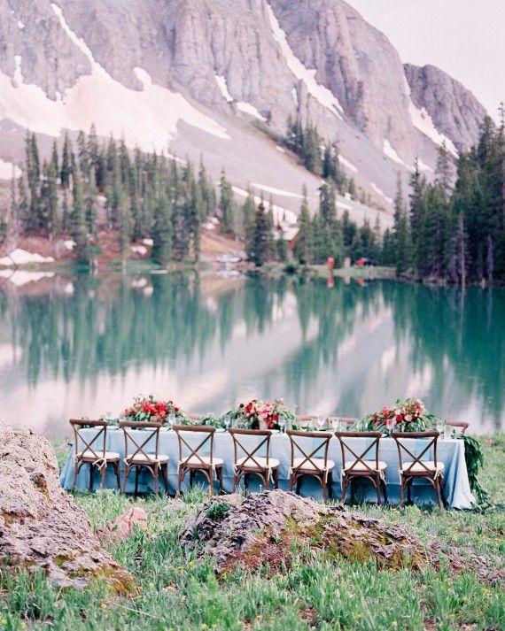 Alta Lakes Telluride Colorado Wedding Venue Photographer