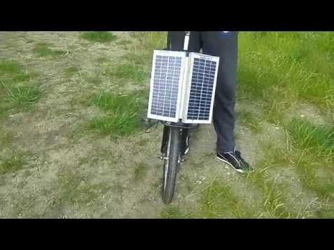 Check out this article about Solar Panels we just posted at http://greenenergy.solar-san-antonio.com/solar-energy/solar-panels/diy-solar-panels-in-front-of-bicycle-can-track-the-panels-by-front-steering/