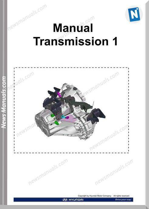 Hyundai Training Cd1 Manual Transmission 1 2009 (Có hình ảnh)
