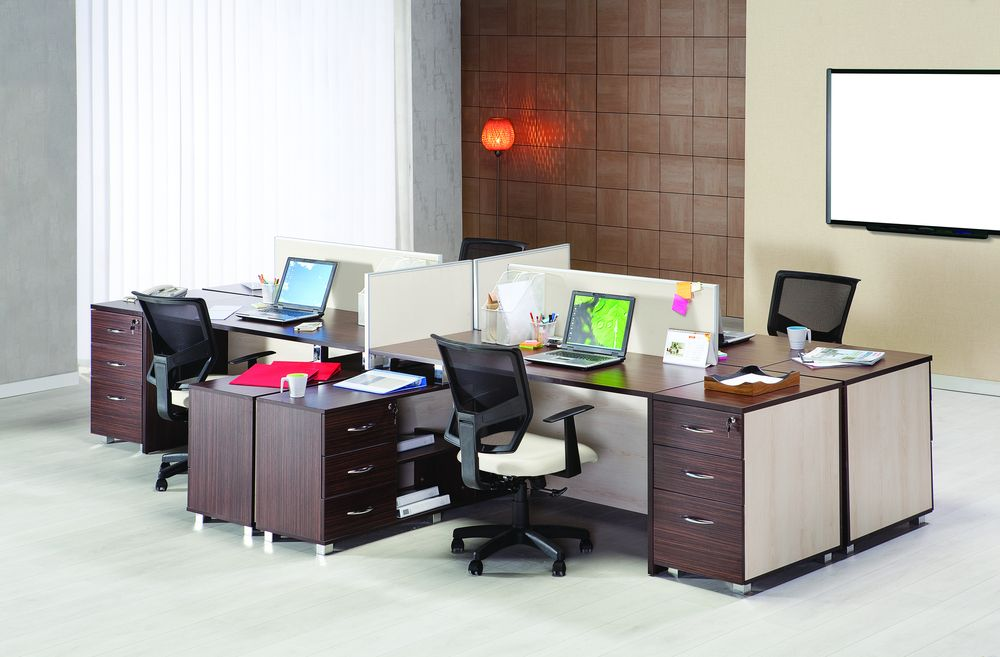 Top 5 Benefits of Office Partitions