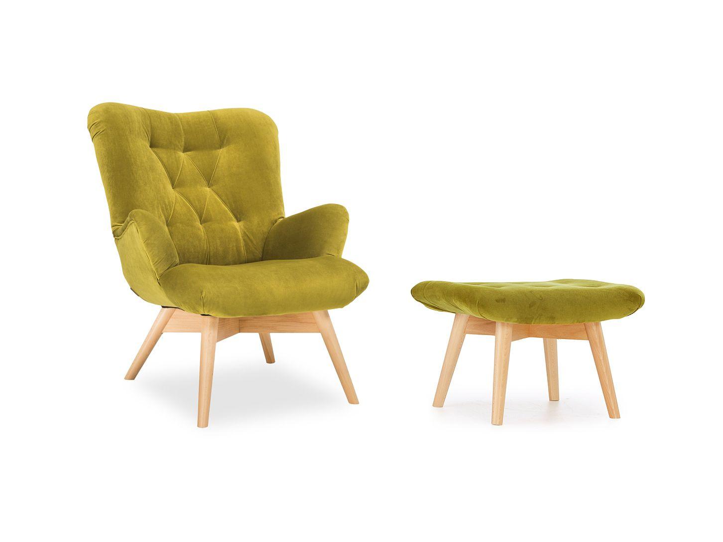 Sessel Hocker Glasgow Sessel Mit Hocker Sessel Design Sessel