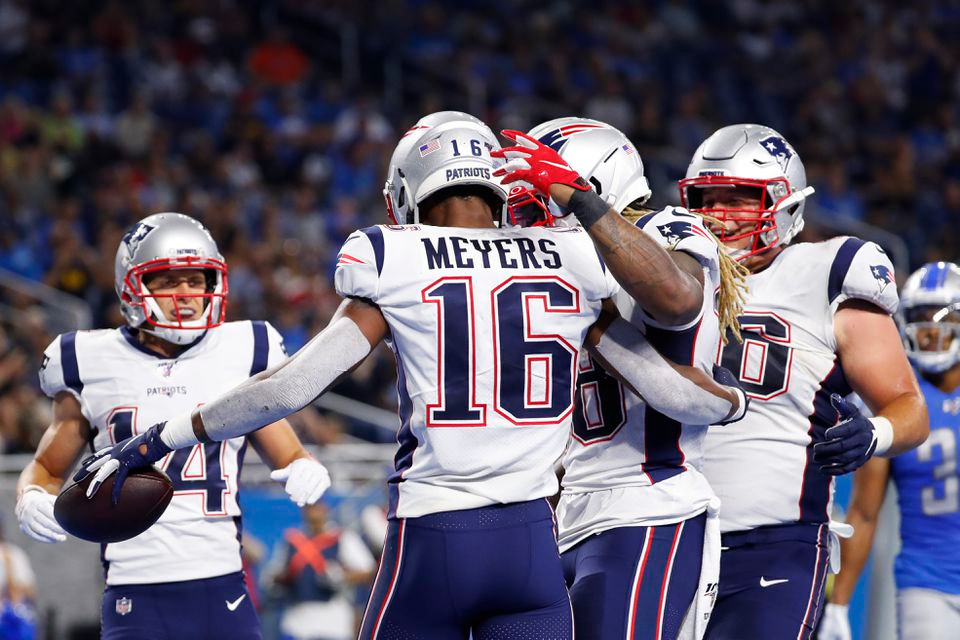 Patriots Rookies Made The Most Of Their Opportunities The Boston Globe Nfl New England Patriots Nfl Nfl Patriots