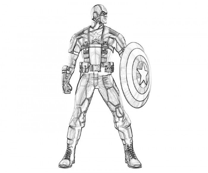 Captain America Coloring Page Google Search Captain America Coloring Pages Avengers Coloring Pages Avengers Coloring