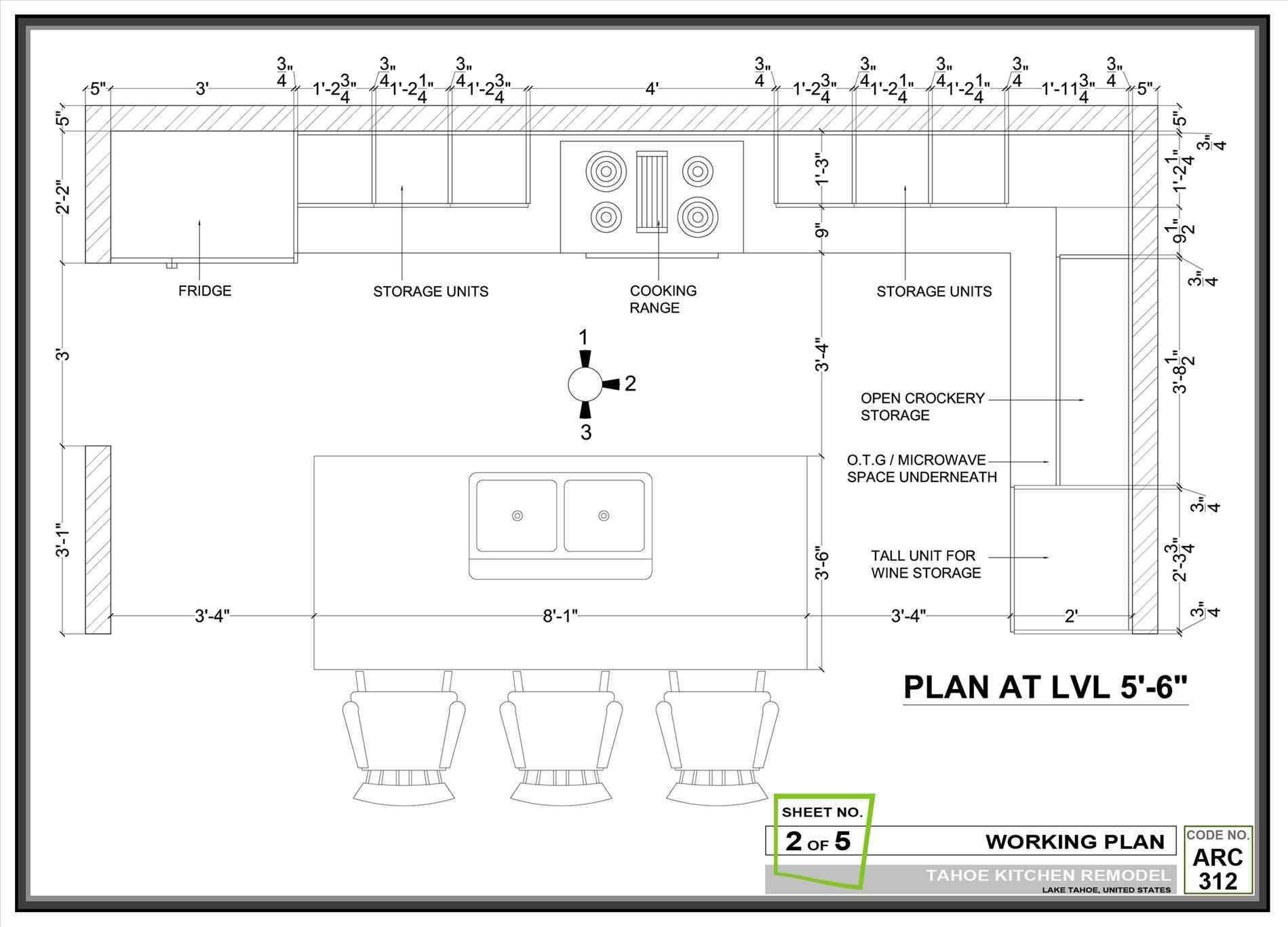 Kitchen Cabinet Design Dimensions   Novocom.top