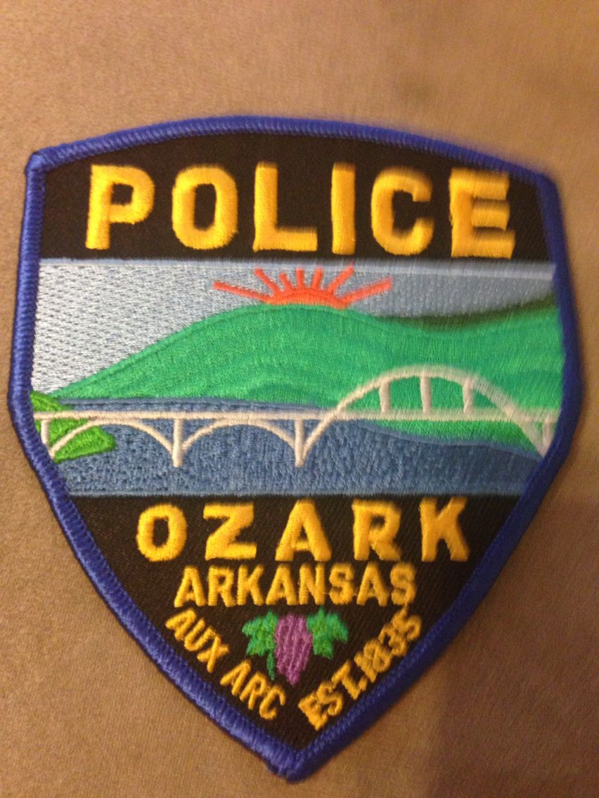Ozark Police Department Police patches, Police, Police