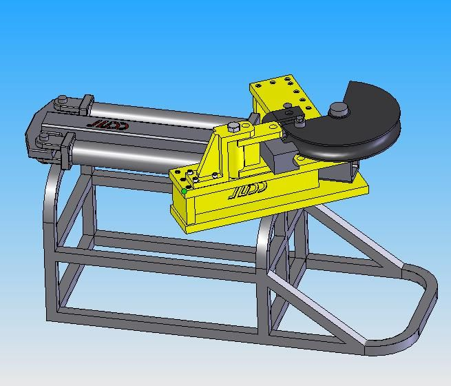Hydraulic Tube Bender Engineering Project - OFN Forums