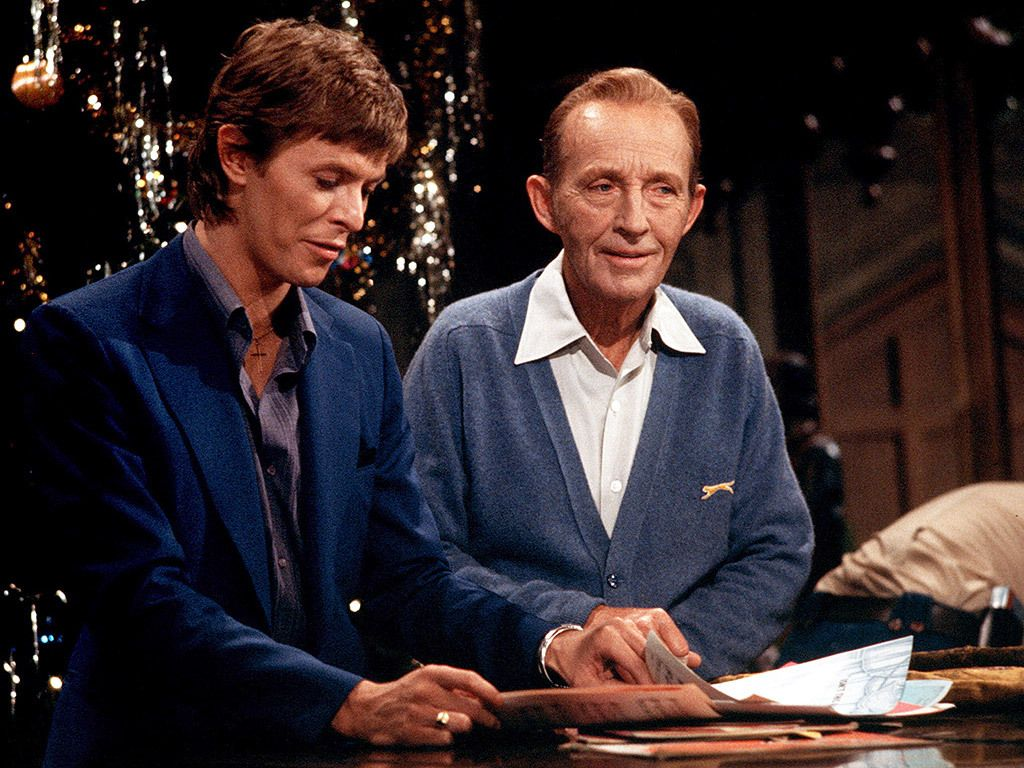 The Story Behind David Bowie's Unlikely Christmas Duet with