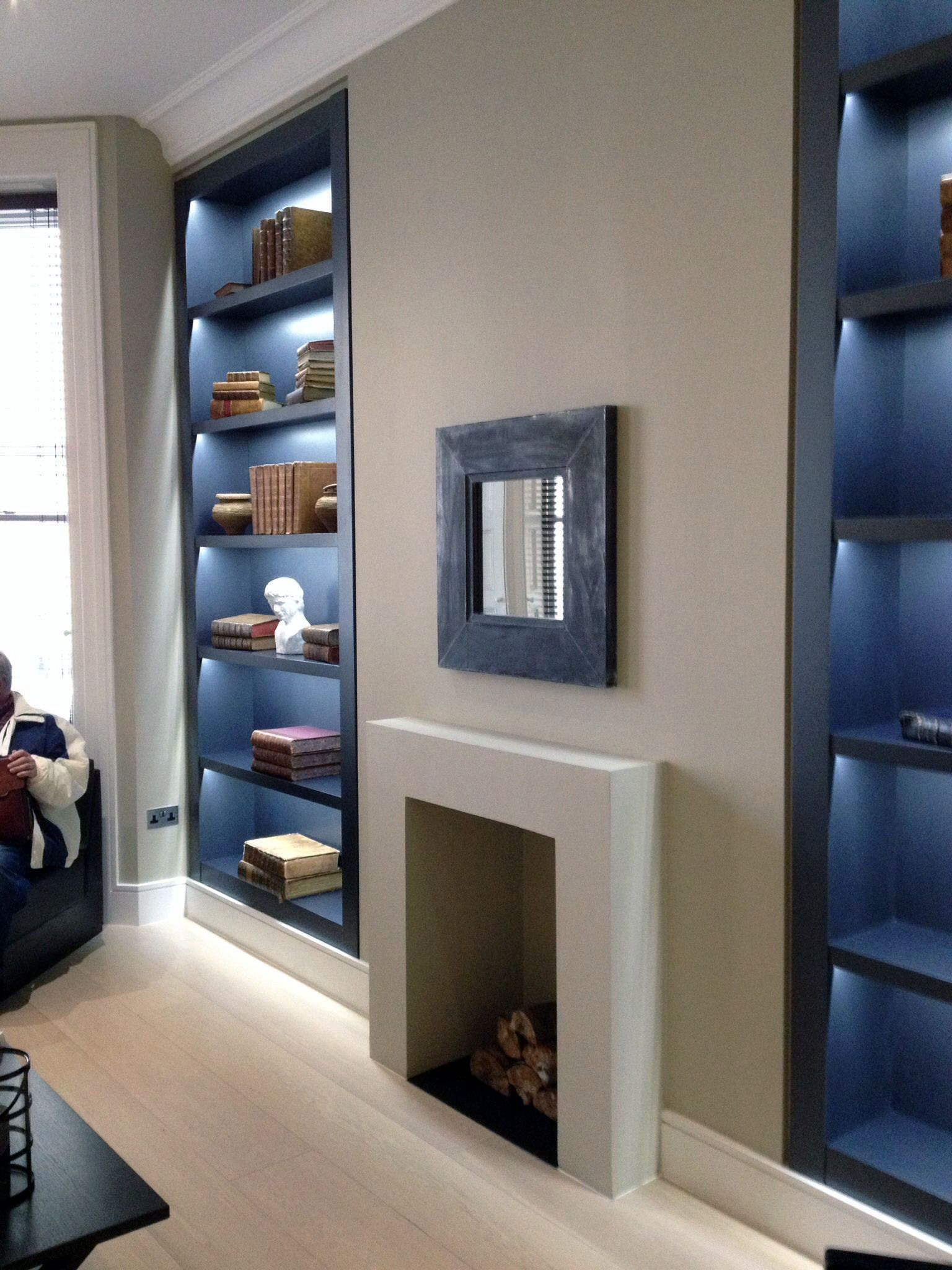 Find living room wall shelving systems to inspire you ...