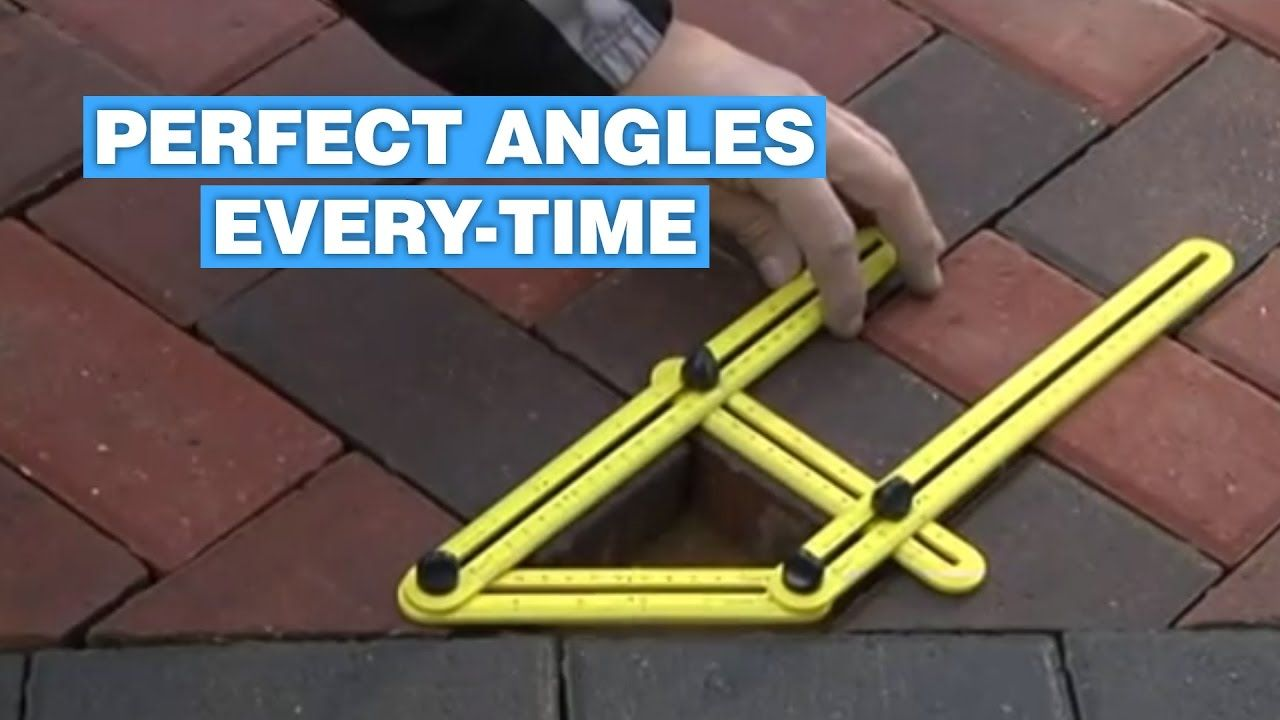 Angle measuring tool helps you get perfect angles every