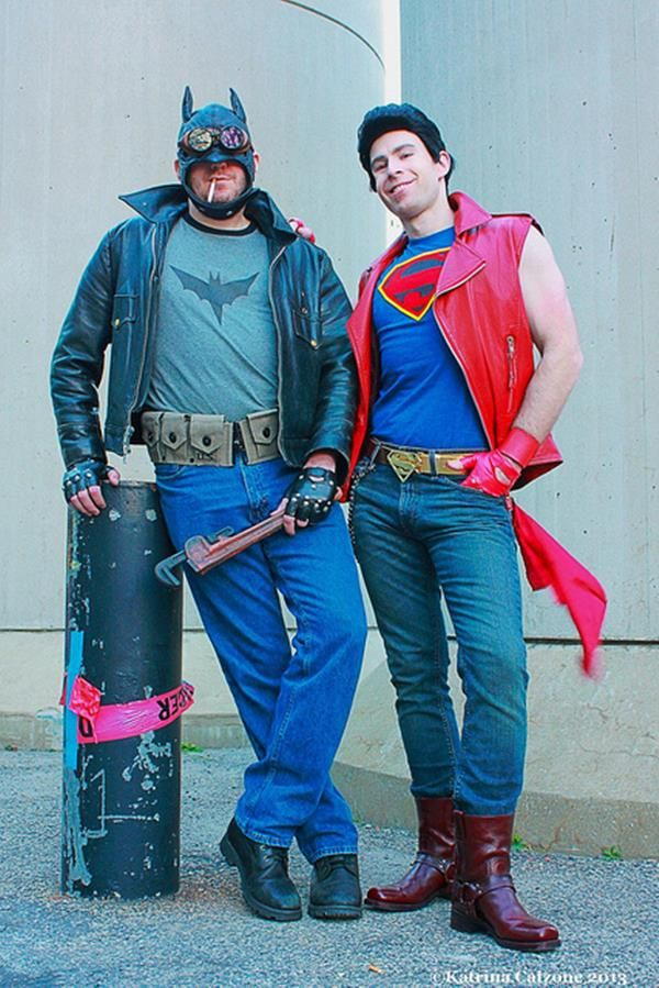 Amazing DC Heroes And Villains Cosplay From NYCC | Dc ...