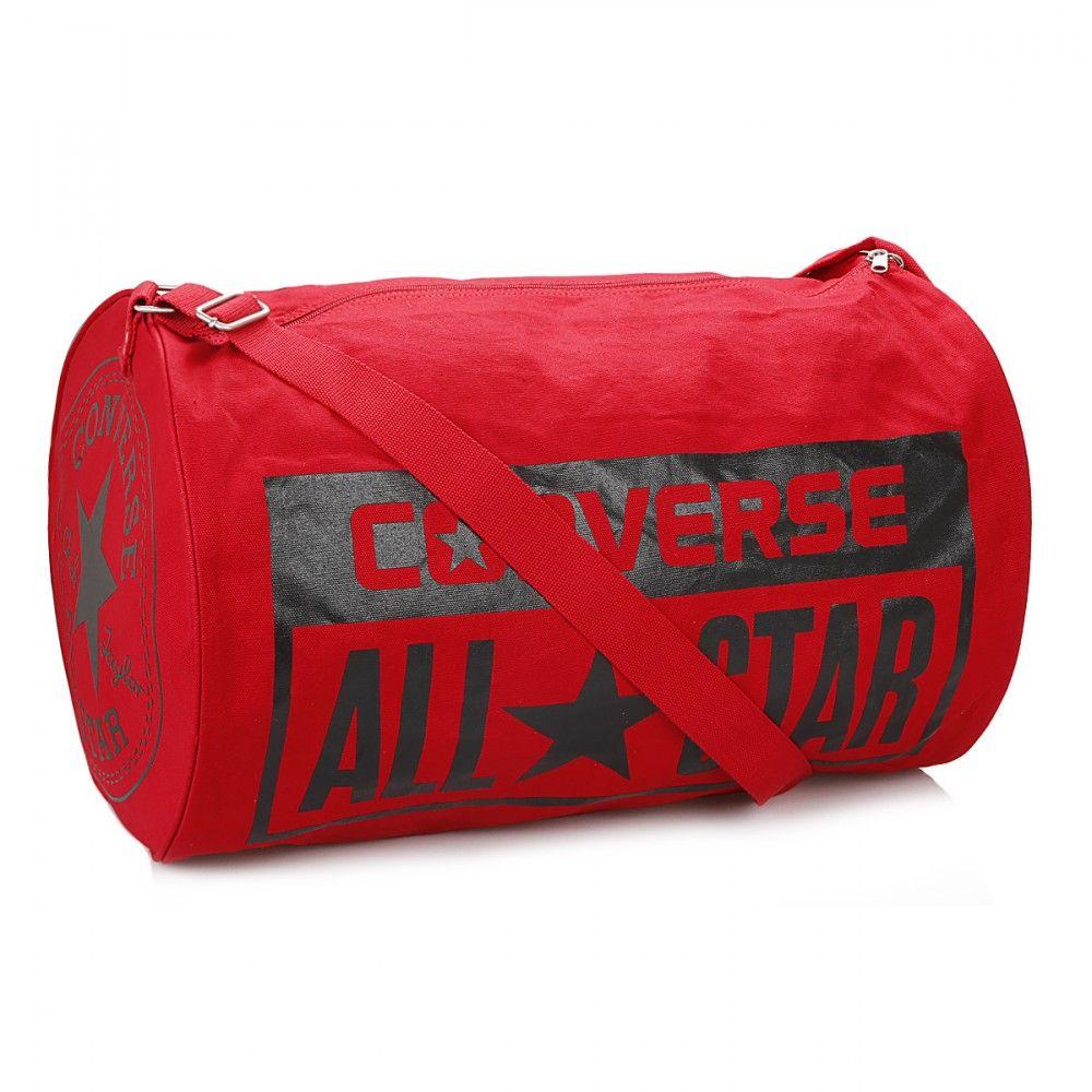 converse bag mens red