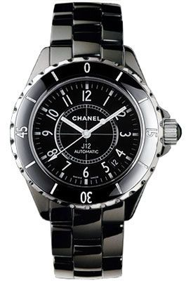 H0685 J12  NEW CHANEL CERAMIC LADIES 38MM WATCH IN STOCK