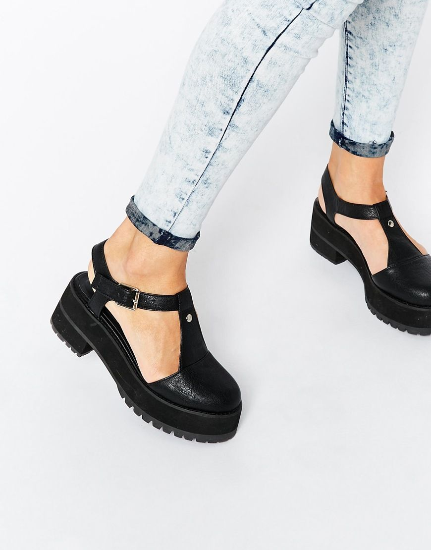 ASOS SUBSCRIPTION T-Bar Heels. Zapatos BajosZapatos ... b9baed2f875b
