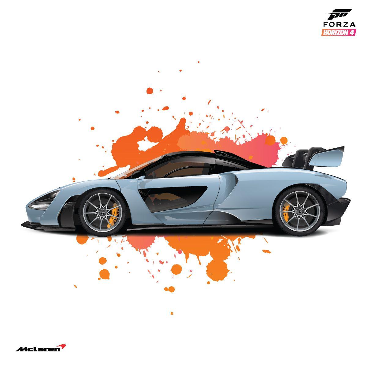 My Forza Horizon 4 Illustration Forza Horizon Forza Horizon 4 Art Cars